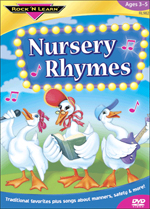 Nursery Rhymes Video DVD