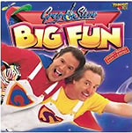 Greg and Steve: Big Fun CD