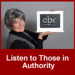 Listen To Those in Authority Song Download