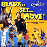 Greg and Steve: Ready Set Move CD