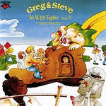 Greg and Steve: We All Live Together Volume 3 CD
