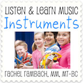 Listen and Learn: Instruments Download with Lyrics