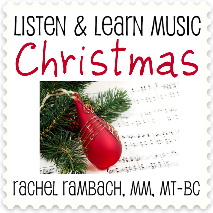 Listen and Learn: Christmas Download with Lyrics