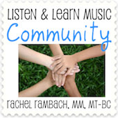 Listen and Learn: Community Download with Lyrics