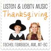 Listen and Learn: Thanksgiving Download with Lyrics