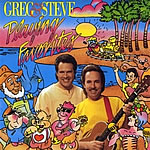 Greg and Steve: Playing Favorites CD