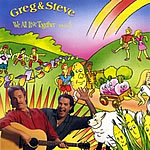 Greg and Steve: We All Live Together Volume 5 CD