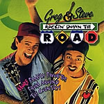 Greg and Steve: Rockin Down the Road CD
