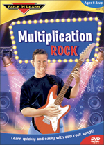 Multiplication Rock Video DVD