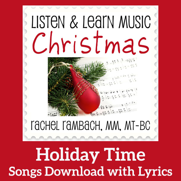 Listen and Learn: Holiday Time Sheet Music Download