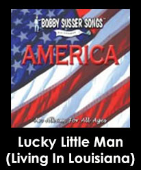 Lucky Little Man (Living In Louisiana) Song Download