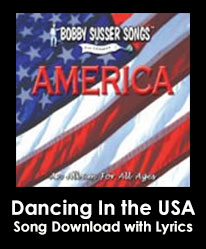 Dancing In the USA Song Download