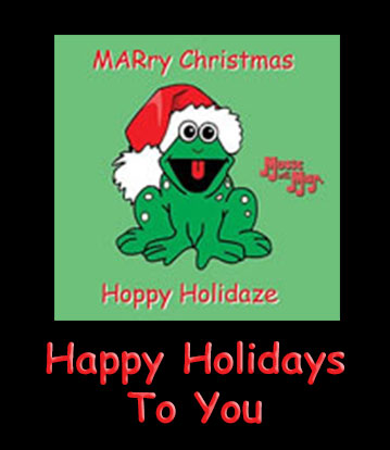 Happy Holidays to You Song Download