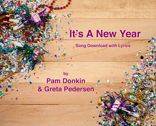 It's a New Year: Downloads with Lyrics