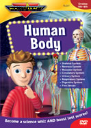 The Human Body DVD
