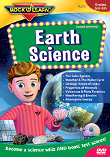 Earth Science Video DVD