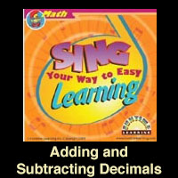 Adding and Subtracting Decimals Song Download with Lyrics