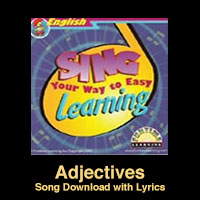 Adjectives Song Download with Lyrics