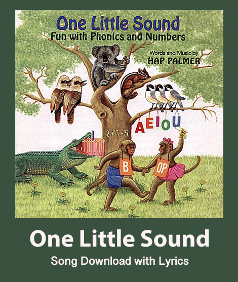 One Little Sound Song Lead Sheet Music Download