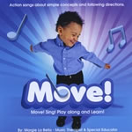 Move: Educational Music CD or Download