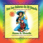Son Los Colores de Mi Mundo:  Download with Printables