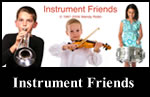 Instrument Friends:  Download with Lyrics