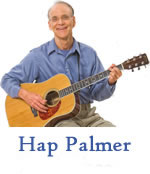 Hap Palmer:  What Is Your Name? Downloadable Lead Sheets