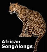 African SongAlongs Downloadable Album with Lyrics