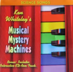 Ken Whiteley's Musical Mystery Machines Download with Lyrics