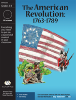 American Revolution Musical Play Download with Printables