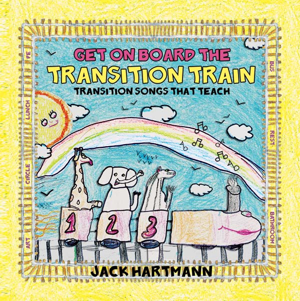 Jack Hartmann's Get On Board the Transition Train