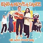 Sing-A-Move-A-Dance Downloadable Album with Lyrics
