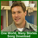 One World, Many Stories Downloadable Tracks with Lyrics