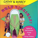 Help Yourself: Safety & Self-Esteem Songs for Young Children CD