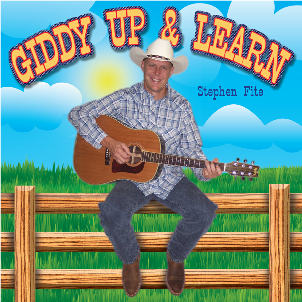 Stephen Fite: Giddy Up & Learn