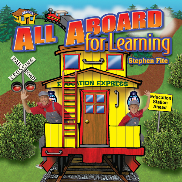 Stephen Fite:  All Aboard For Learning - PreK-2nd