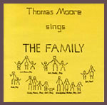 Thomas Moore Sings The Family