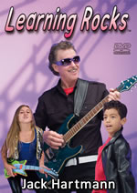 Jack Hartmann:  Learning Rocks DVD