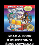 Read A Book (Converging Song) Download with Lyrics