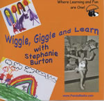 Wiggle Giggle and Learn Downloadable Album with Lyrics