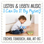 I Can Do It By Myself Downloadable Tracks with Lyrics