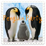 Penguin Party Downloadable Tracks with Lyrics