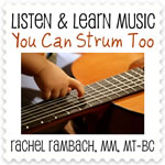 You Can Strum Too Downloadable Tracks with Lyrics