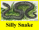 Silly Snake Downloadable Tracks with Printables