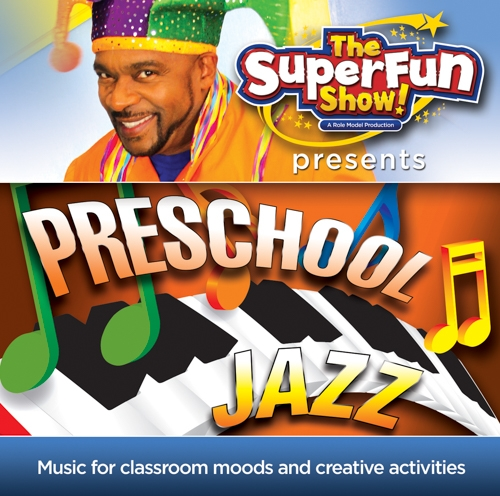 Shawn Brown:  Preschool Jazz