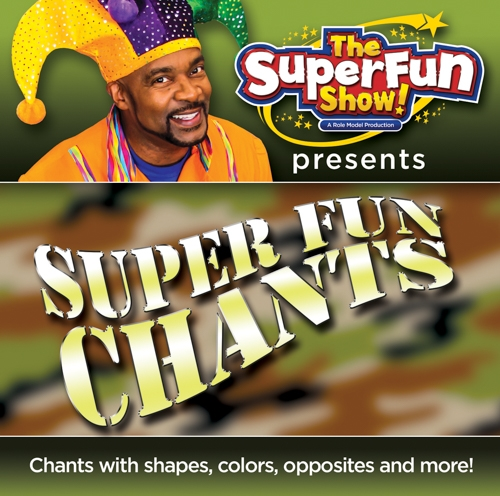 Shawn Brown: The Super Fun Chants