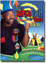 Shawn Brown: The Super Fun Show DVD