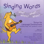 Singing Words: Songs for Language Development