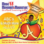 ABC's and Much More Bilingual Version Music Download