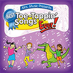 Best Toe-Tappin' Songs Ever!